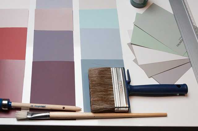 Colour Selection for painting