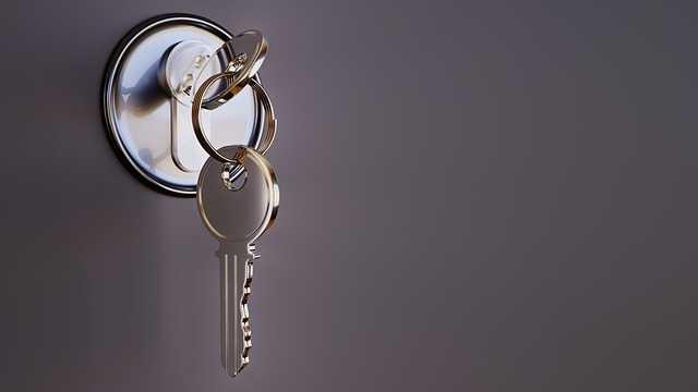 Doors lock and keys