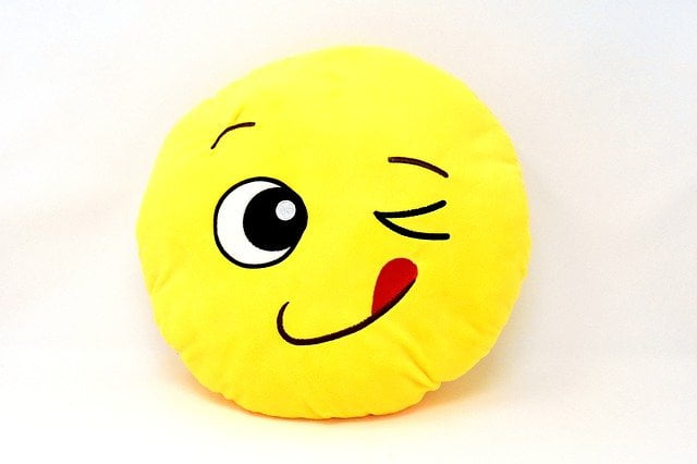 Soft Toys - Smiley pillow