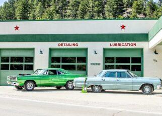 car service center