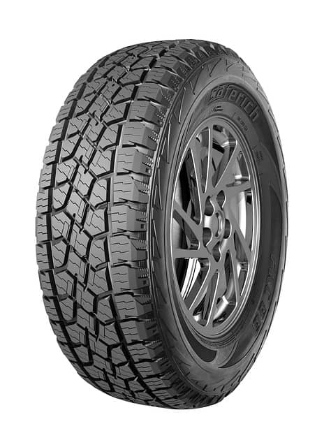 all type of tyres
